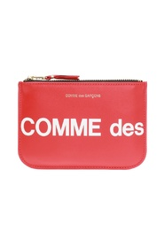 Logo-printed pouch