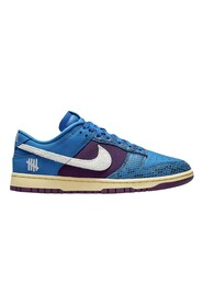 Dunk Low UNDEFEATED 5 On It Dunk vs. AF1