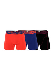 3-pack Solid Boxershorts