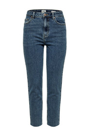 EMILY RAW ANKLE JEANS
