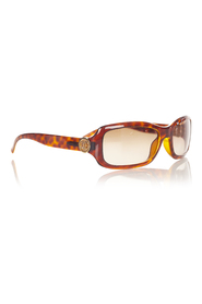 Pre-owned Rectangle Tinted Sunglasses