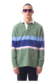 RUGBY LS POLO SHIRT