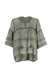 Volang Crinkled Blouse