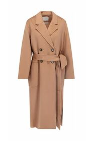 CELIA ROSE DOUBLE BREASTED BELTED COAT