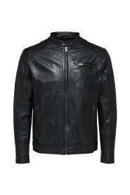 Lær jakke Classic