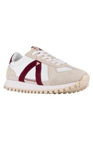 Chase Gate Sneaker Cabernet