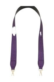 Tashengsel glitter Paars Belt