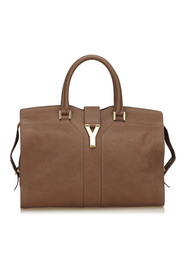 Leather Cabas Chyc