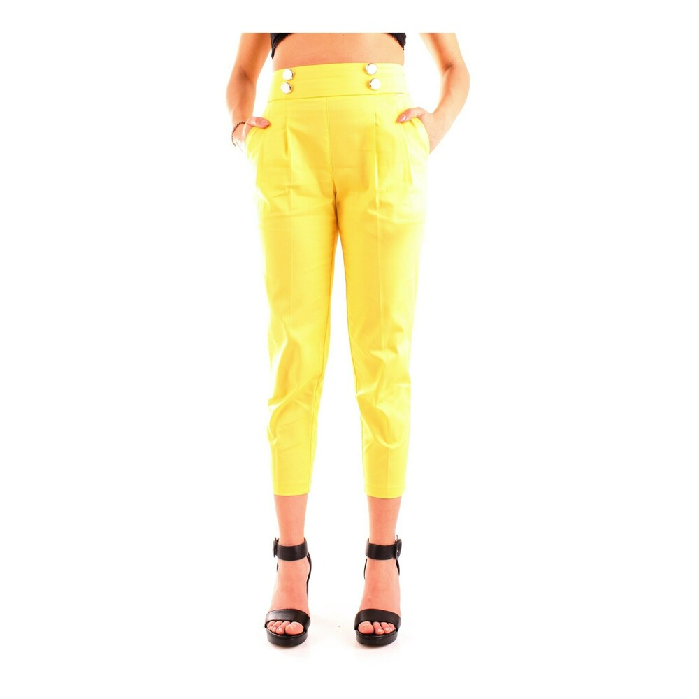 FR20SP090 Cropped trousers