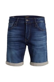 Denim shorts Vanlig passform