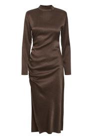 Ila turtleneck dress