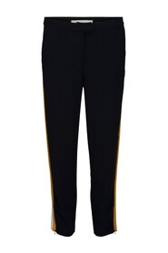 Asta pants navy blue trousers