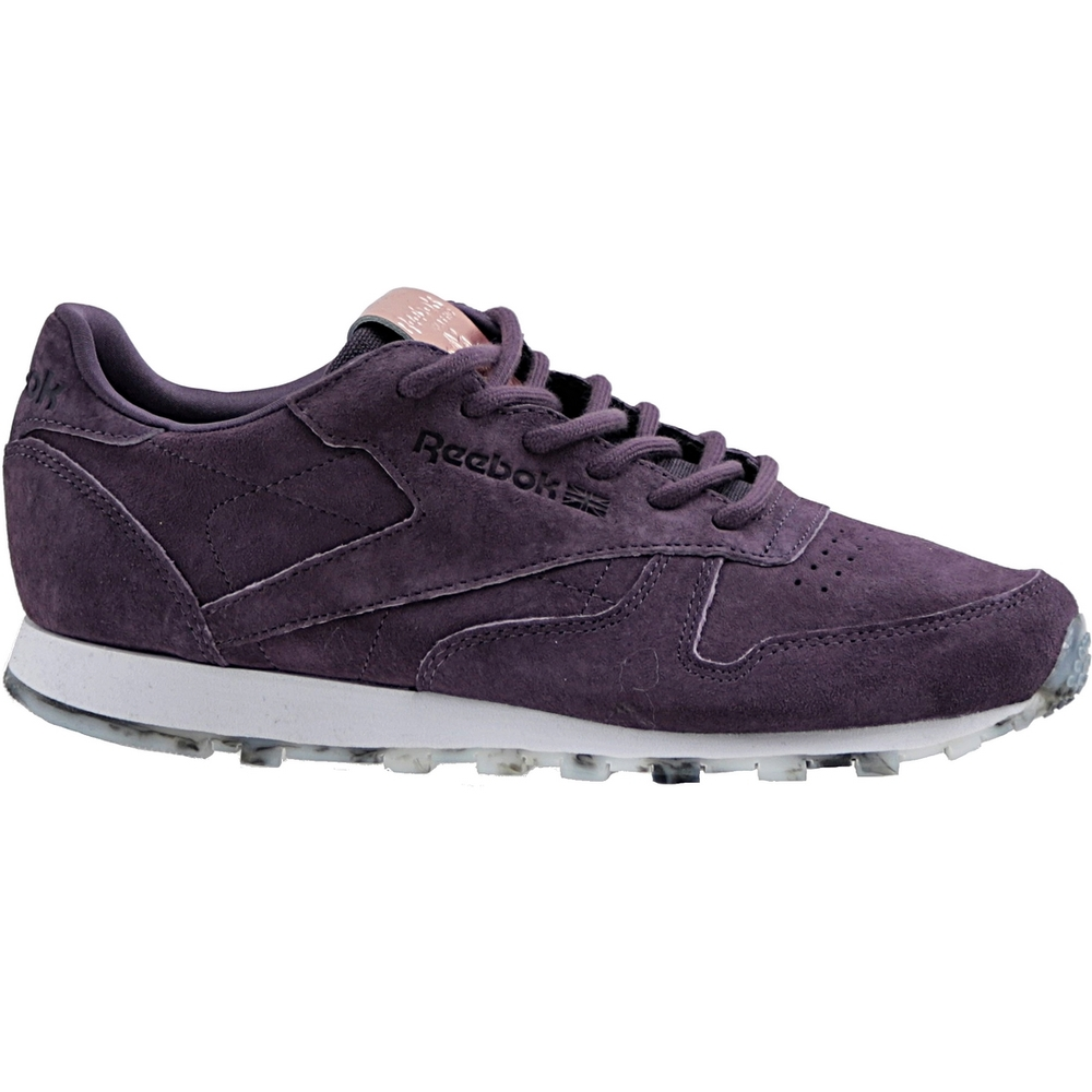 Leather Shimmer Violet Sneakers Classic Bd1520Reebok Rq45jLA3