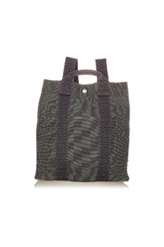 pre-owned Herline Backpack Fabric Canvas
