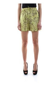 PINKO GISELLA SHORTS AND BERMUDAS Women yellow