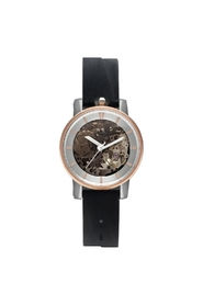 Rehab 360 Eden automatic watch pink gold