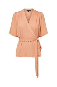 Short Sleeved Top Wrap