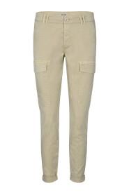Abbey Paper Cargo Pants