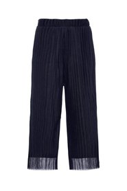 Trousers plisse tulle