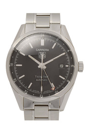 Carrera Caliber 7 Watch Metal Stainless Steel