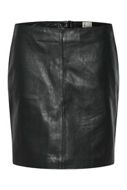 THE LEATHER SKIRT