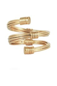 Ariane liane gold-plated ring