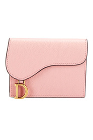 Brukt Saddle Leather Pouch