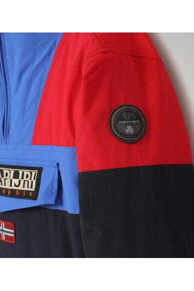 Obtenez nouveau Blue/red ENVELOPE JACKET Napapijri Veste de transition jXKck