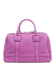 Anagram Leather Handbag