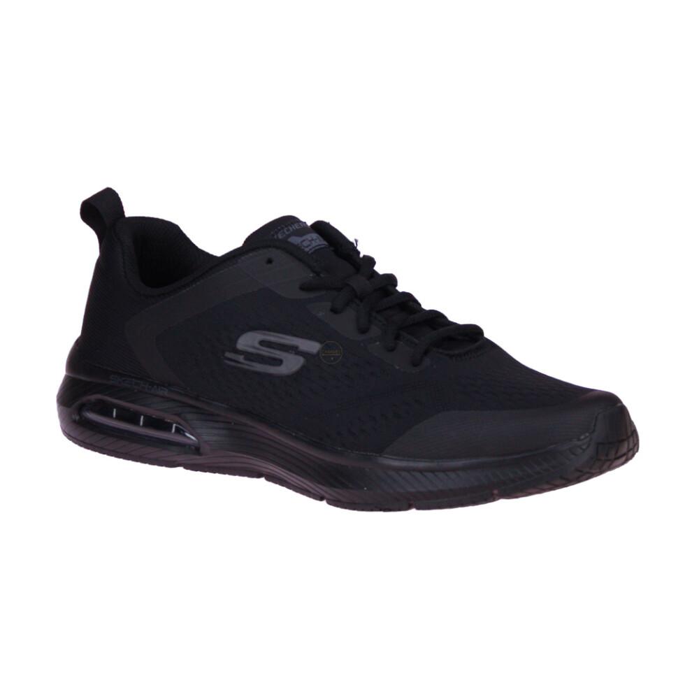 Black Skech-Air Sneaker   Skechers   Sneakers   Herenschoenen