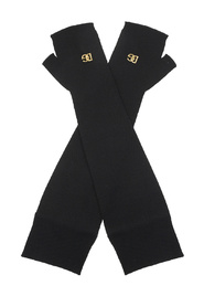 Long Wool Gloves With DG Logo