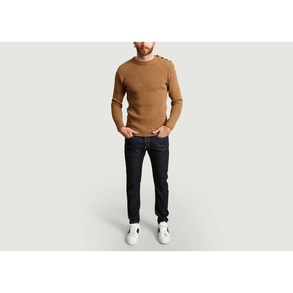 Edwin Raw Made in Japan Slim Tapered Jeans Edwin