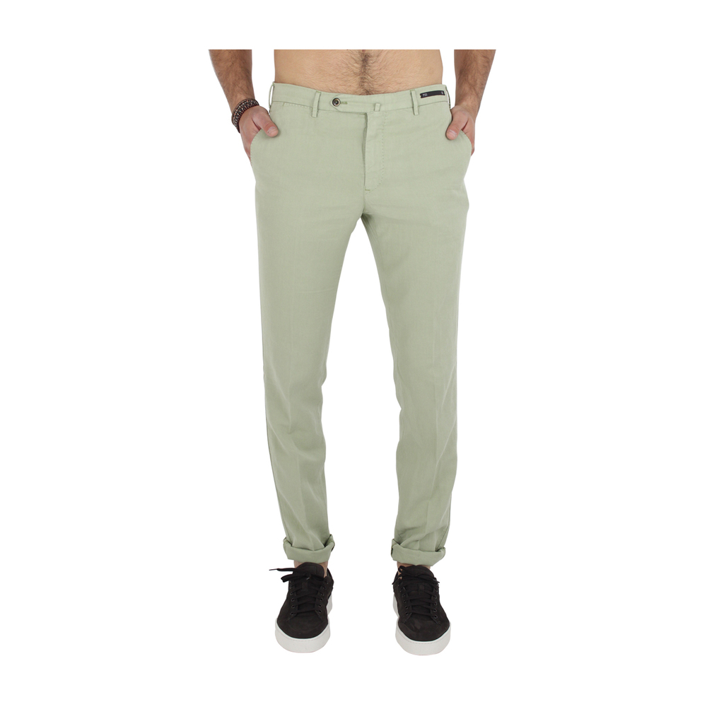 Green Trousers | Guess | Byxor | Miinto.se