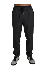 Stretch Joggers Casual Pants