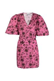 PRINTED kjole