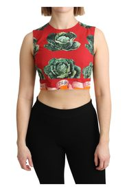 Cabbage Crop Top