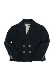 CLASSIC DOUBLE BREASTED JACKET WITH POCKET