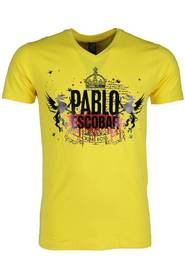 T-shirt - Pablo Escobar Crime Boss