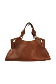 Pre-owned Handbag Brown