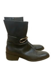 Infinity Ankle Boots