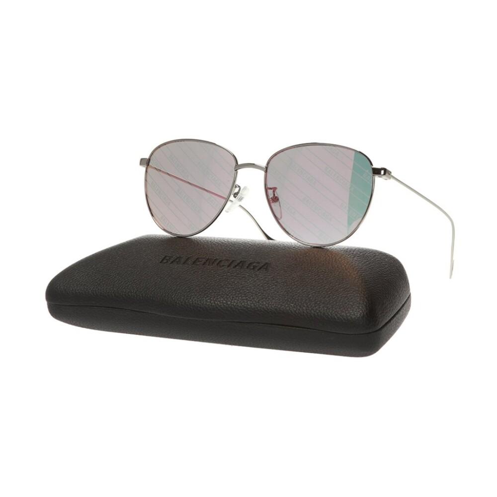 SILVER Logo sunglasses | Balenciaga | Zonnebrillen | Heren accessoires