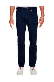 Tapered Stretch Jeans