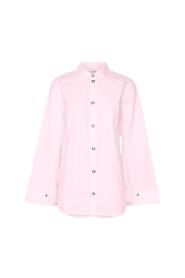 Rosa Gestuz Kaya Shirt Ms18 Bluse Og Skjorter