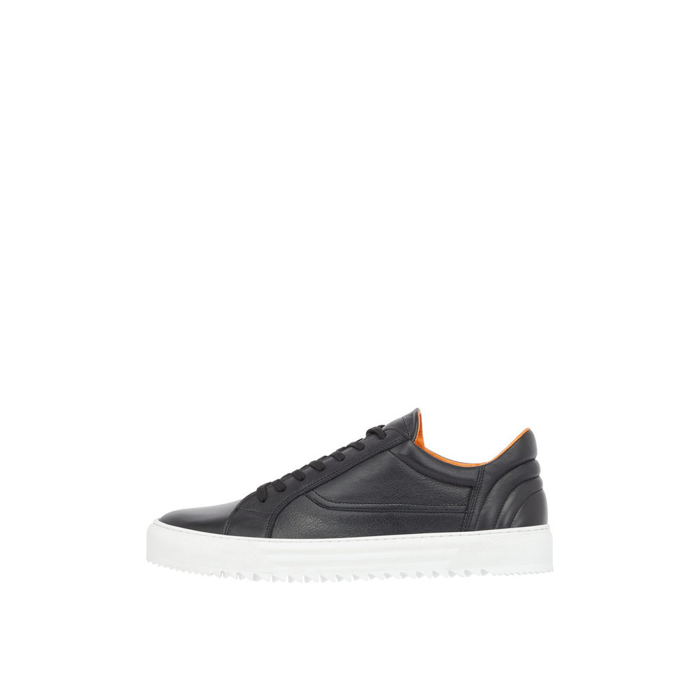 Sneakers Men's Cleated Leather
