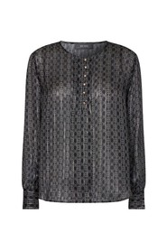 Perla Tile Blouse