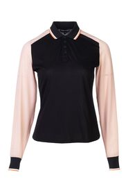 Collared Long Sleeved Polo