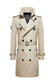 King Classic Trench Coat
