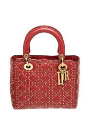 Pre-owned Leather Medium Studded Supple Tote
