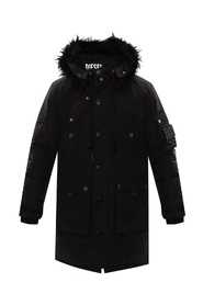 'W-Colby' down coat