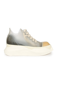 DRKSHDW Transparent Abstract Low Sneakers